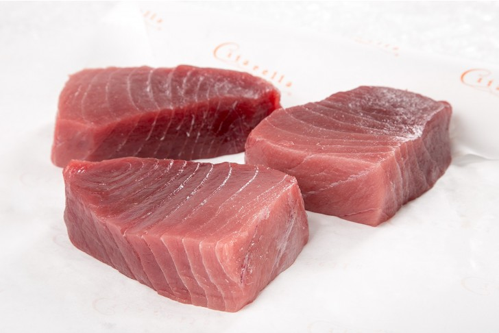 Wild Tuna Steak