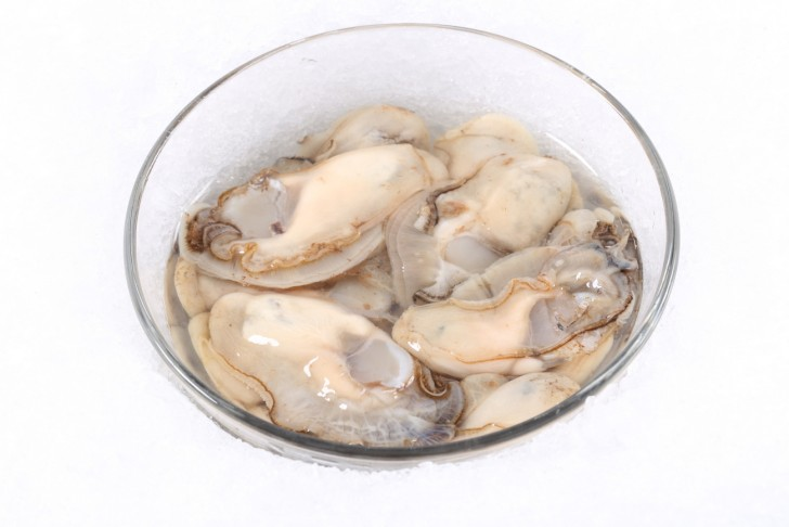 Shucked Wild Oysters